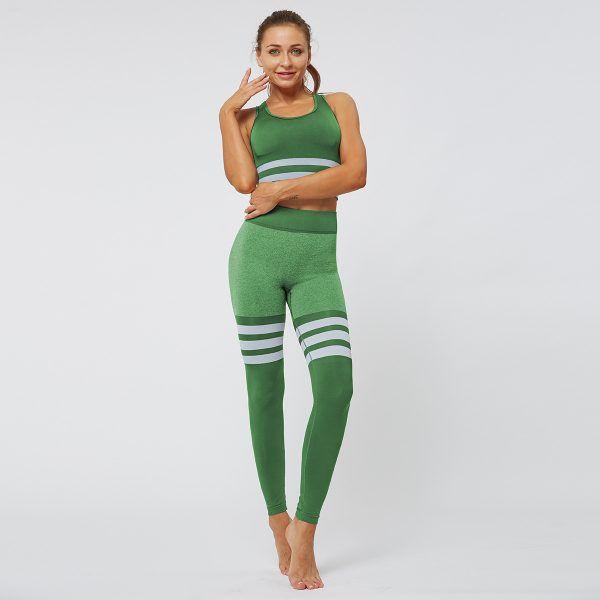 Sock Leggings - green